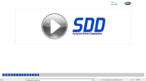 Активация новейшей версии JLR SDD